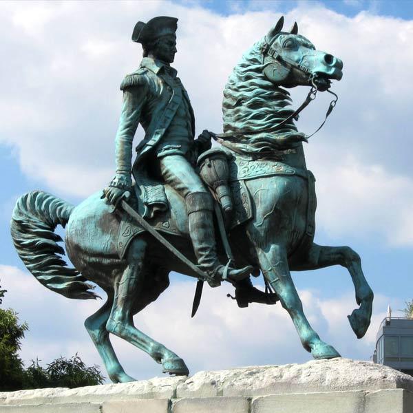טיול מאורגן לגן האנדרטאות בוושינגטון