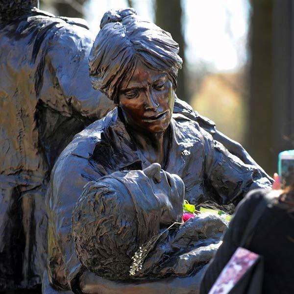 טיול מאורגן לגן האנדרטאות בוושינגטון הבירה