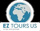 לוגו איזי טורס - טיולים לישראלים בעברית מניו יורק ובחוף המזרחי