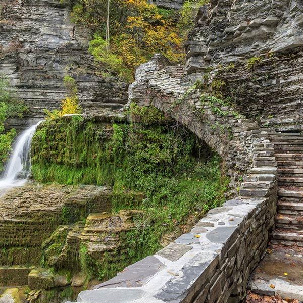 רכס הרי הקטסקיל | מפלים נסתרים ופינות חמדה בטיול המאורגן