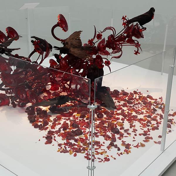 מוזיאון הזכוכית בקורנינג | טיולים מאורגנים למפלי הניאגרה לדוברי עברית