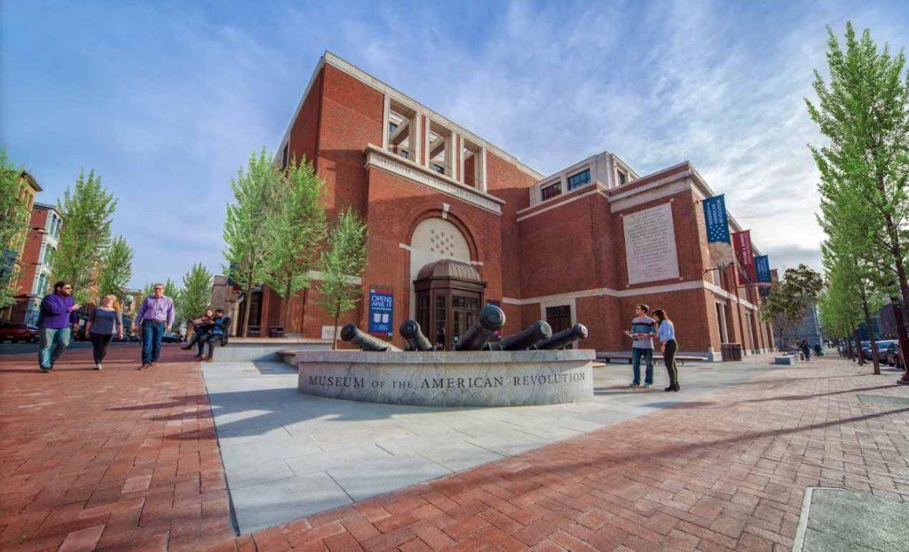 מוזיאון המהפכה האמריקאית בפילדלפיה | טיולים מאורגנים לישראלים