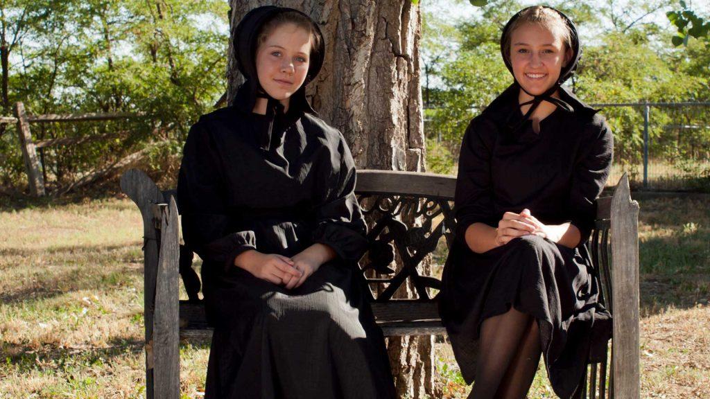 """בנות האמיש   טיול מאורגן לפנסילבניה ארץ ה""""אמיש"""""""