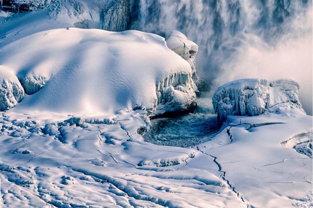 מפלי הניאגרה בחורף טיול מאורגן