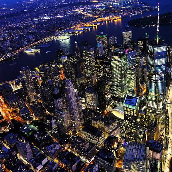 מניו יורק למפלי הניאגרה