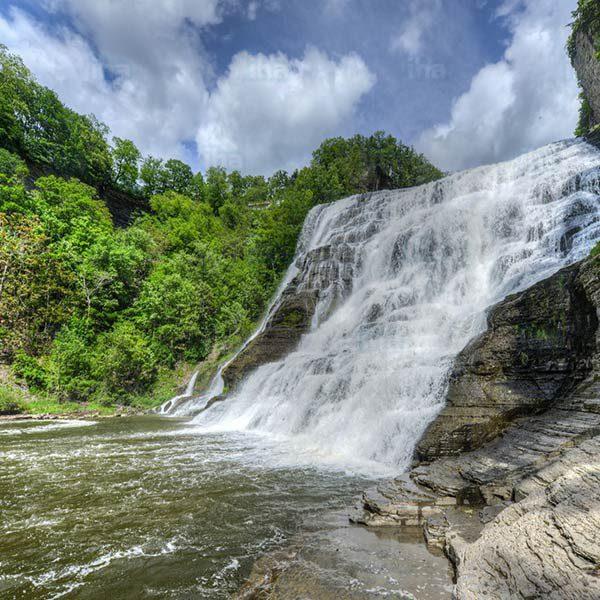 מפלי מים בהרי הקטסקיל | טיול מאורגן