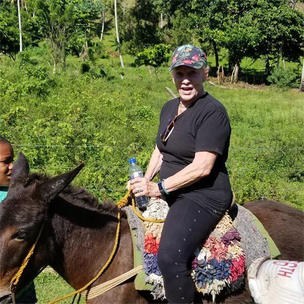 טיול מאורגן רכיבת סוסים ברפובליקה הדומיניקנית